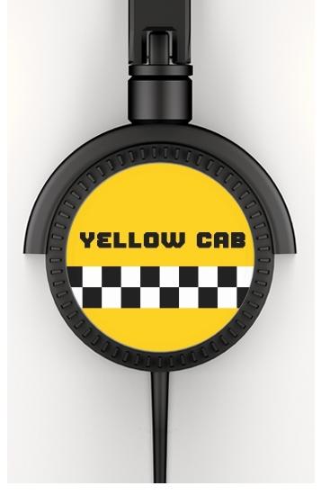 Yellow Cab voor hoofdtelefoon
