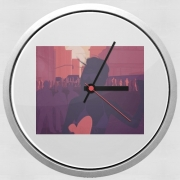 Wall clock Afternoon