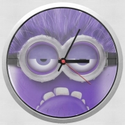 Wall clock Bad Minion