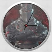 Wall clock Black Knight Fortnite