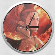Wall clock Elf