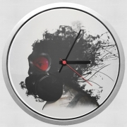 Horloge Murale Ghost Warrior
