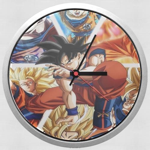 Goku Ultra Instinct for Wall clock
