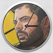 Wall clock Jesse Pray For Me