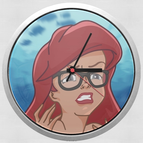 Wall clock Meme Collection Ariel