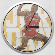 Wall clock Michael Airman