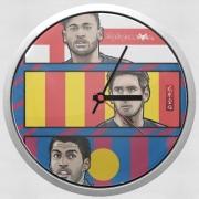 Wall clock MSN campions letals