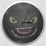 Wall clock Night fury