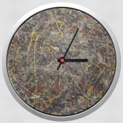 Wall clock No5 1948 Pollock