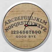 Wall clock Ouija Board