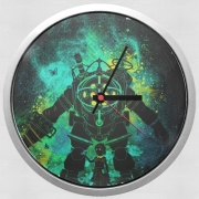 Horloge Murale Rapture Art