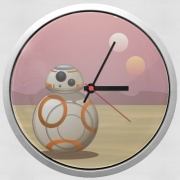 Wall clock The Force Awakens