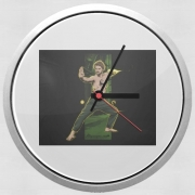 Wall clock The Living Weapon