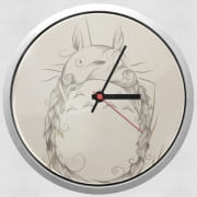 Wall clock Poetic Creature