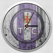 Horloge Murale Toulouse Football Club Maillot