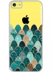 Coque Iphone 5C Transparente MERMAID