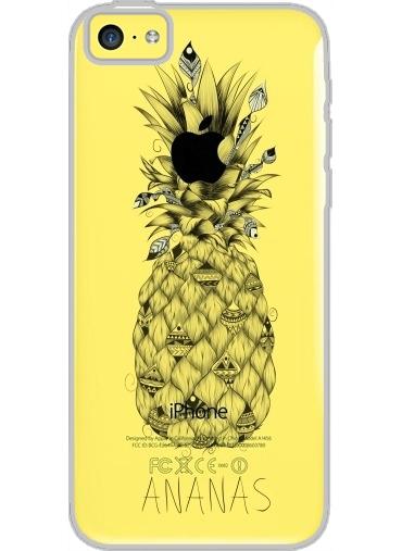 ananas coque iphone 5 c