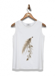 Débardeur Enfant Boho Feather