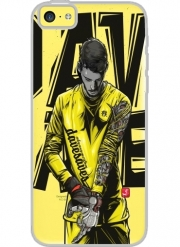Iphone 5C Hard Case Crystal Transparent Dave Saves