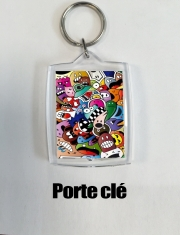 Porte clé photo Ca cartoon