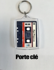 Porte clé photo Cassette audio K7