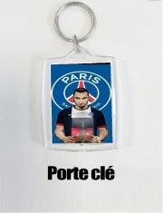 Key Ring Football Stars: Zlataneur Paris