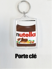 Porte clé photo Nutella