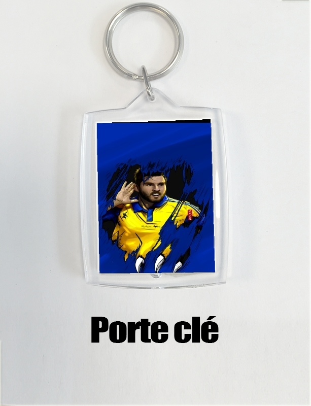 Key Ring Tigres Gignac 10