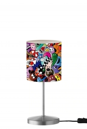 Lampe de table Ca cartoon