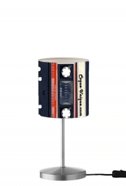 Lampe de table Cassette audio K7