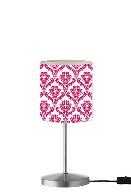 Lampe de table Damask Red