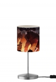 Lampe de table Doom Devil Battle
