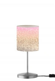 Lampe de table Gatsby Glitter Pink