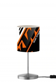 Lampe de table KTM Racing Orange And Black