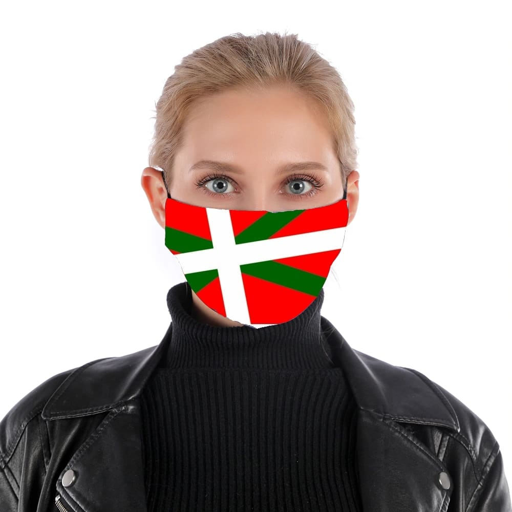 Masque alternatif Basque