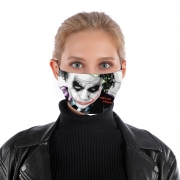 Alarm Clock Joker white Bags & Accessories