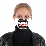 Masque alternatif Nutella