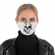 Masque alternatif Skull Boho