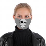 Masque alternatif Toon Skull