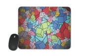 Mousepad Abstract Cool Cubes