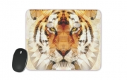 Mousepad abstract tiger