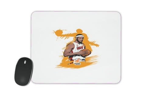 Mousepad Basketball Stars: Lebron James