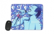 Mousepad Blue Mercury