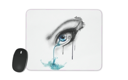 Mousepad Blue tear river