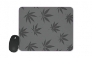 Mousepad Cannabis Leaf Pattern