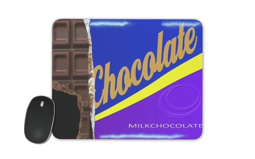 Schokoladenriegel für Mousepad