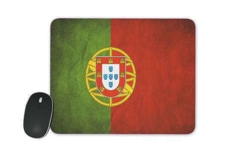 tapis de souris Drapeau Vintage Portugal