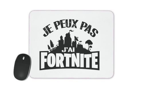 I cant i have Fortnite für Mousepad