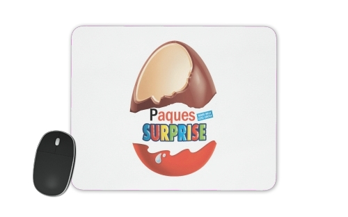 Mousepad Joyeuses Paques Inspired by Kinder Surprise
