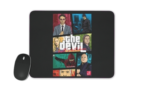 Mousepad Mashup GTA The Devil